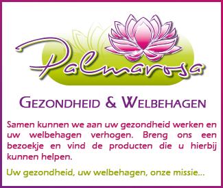 Palmarosa - Gezondheid & Welbehagen